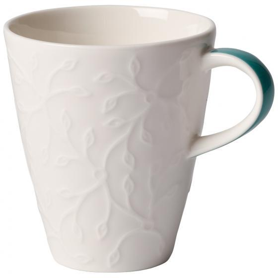 Villeroy And Boch Caffè Club Floral Touch Of Ivy Small Coffee Mug 0.20L