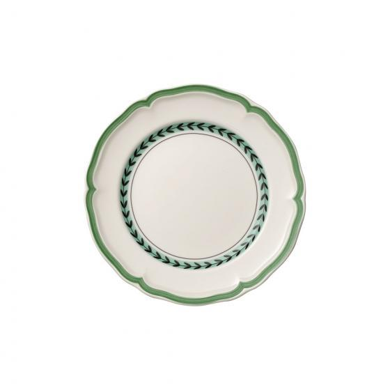 Villeroy and Boch French Garden Green Line Breakfast Plate