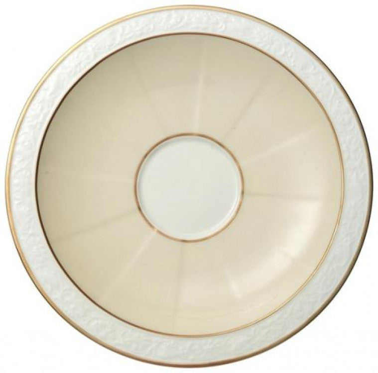 Villeroy and Boch Ivoire Cup Saucer 16cm (Saucer Only)