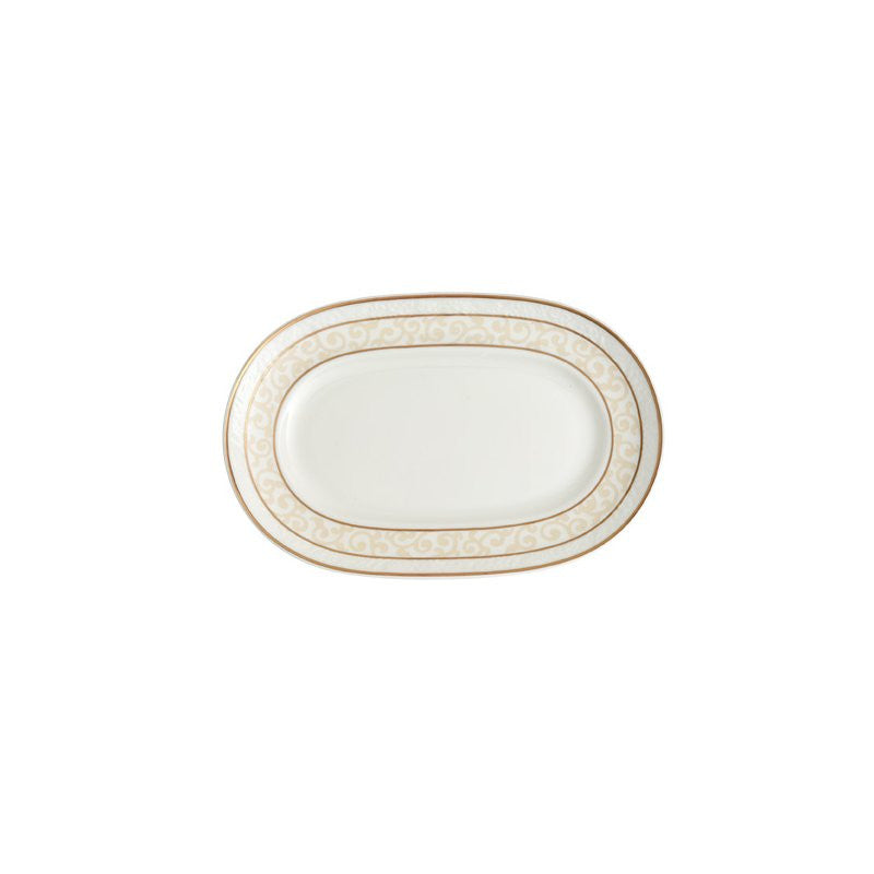 Villeroy and Boch Ivoire Pickle Dish 22cm