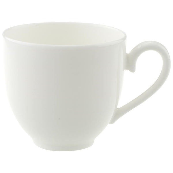 Villeroy and Boch Royal White Espresso Cup 0.10L (Cup Only)