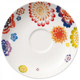 Villeroy and Boch Anmut Bloom Floral Coffee Saucer 15cm (Saucer Only)