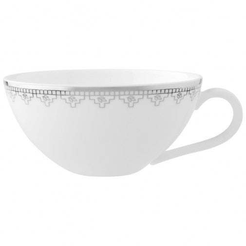 Villeroy and Boch White Lace Teacup 0.20L (Cup Only)