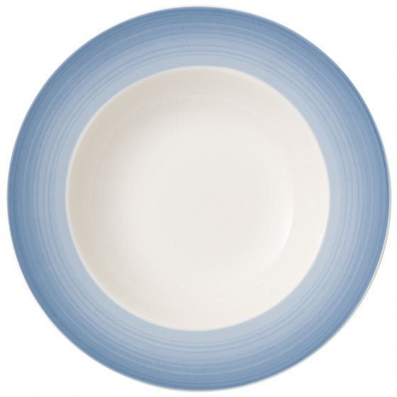 Villeroy and Boch Colourful Life Winter Sky Deep Plate 25cm