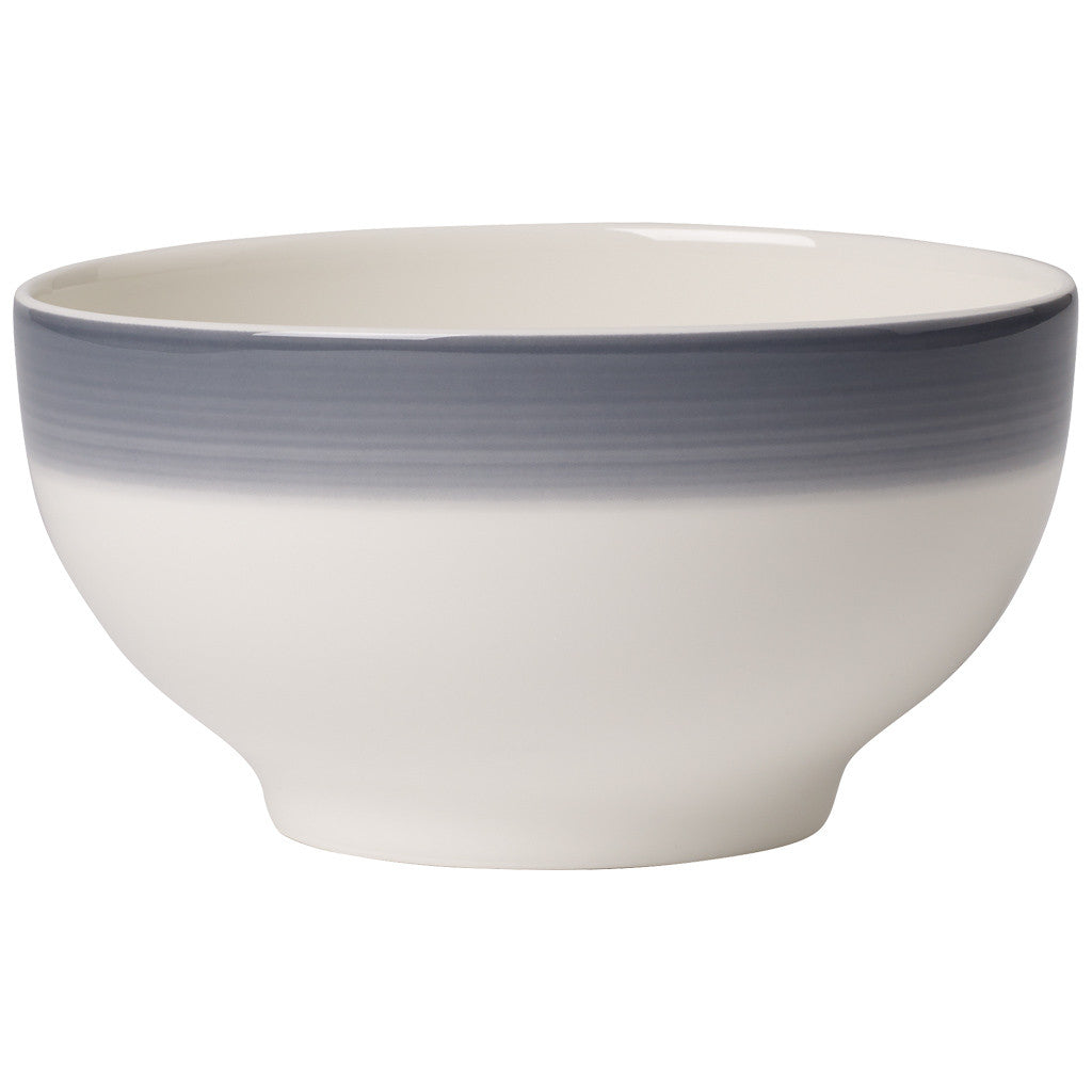 Villeroy and Boch Colourful Life Cosy Grey Bowl 0.75L