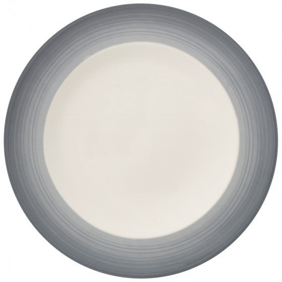 Villeroy and Boch Colourful Life Cosy Grey Dinner Plate 27cm