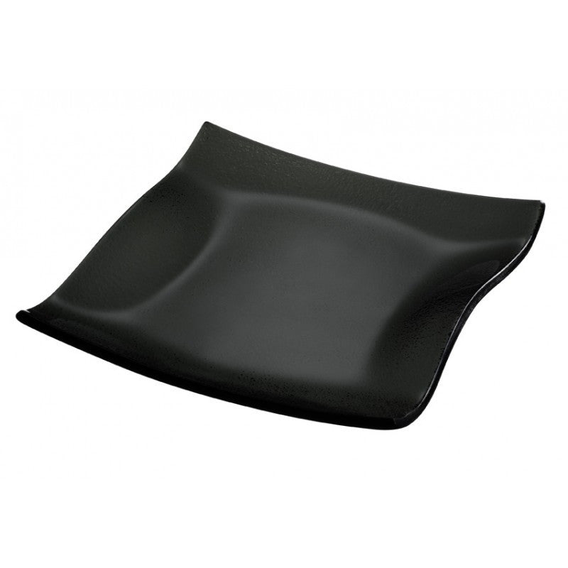 Villeroy and Boch Cera Black Salad Plate 21cm by 21cm