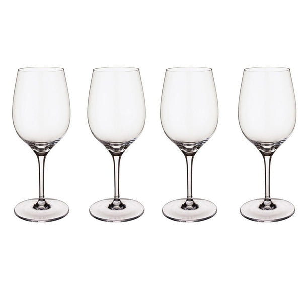 Villeroy and Boch Maxima White Wine Glass 24cm (Set of 4)