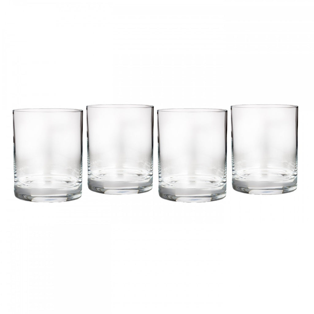Waterford Crystal Vintage Double Old Fashioned Glasses 11cm