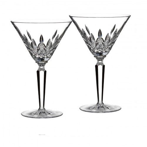 Waterford Crystal Lismore Cocktail Glass 18cm (Pair)
