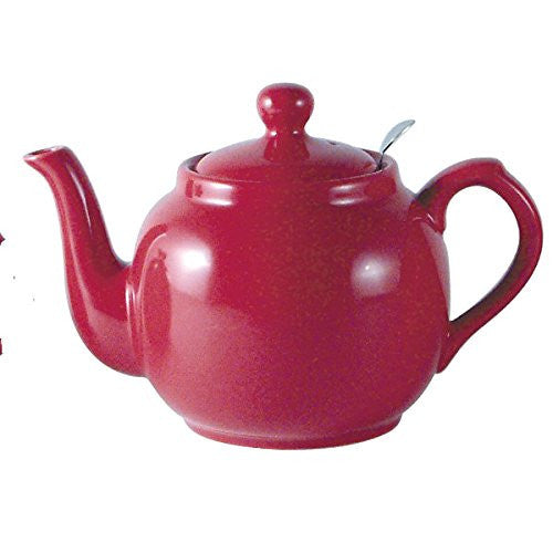 London Pottery Farmhouse Filter Rose Teapot 1.40L