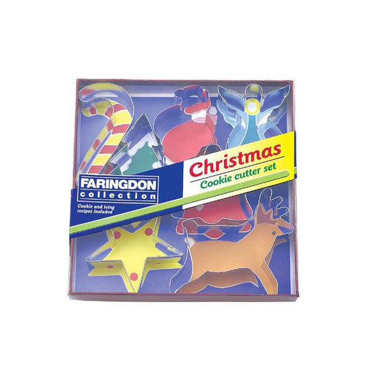 Dexam Christmas Cookie Cutter (Set of 7)