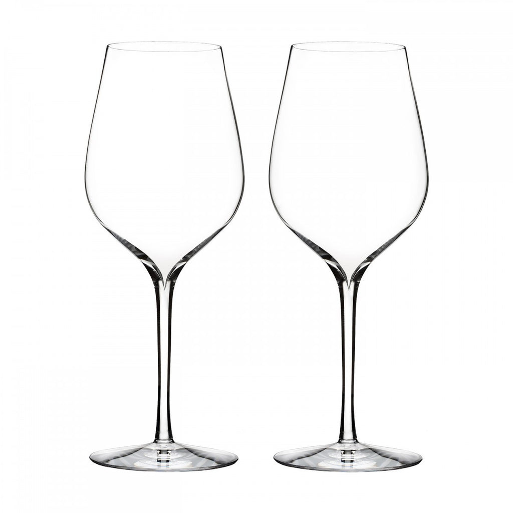 Waterford Crystal Elegance Wine Story Sauvignon Blanc Wine Glasses