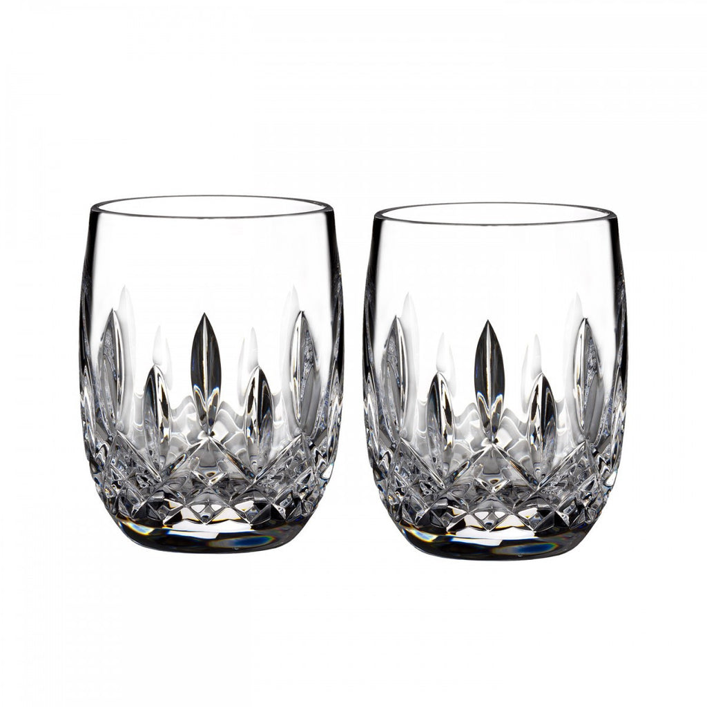 Waterford Crystal Lismore Connoisseur Rounded Tumbler 0.19L (Pair)