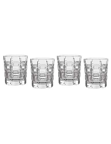 Waterford Crystal Crosby Double Old Fashioned Tumbler 10cm (Set of 4)