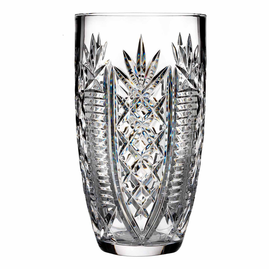Waterford Crystal House of Waterford Clare Vase 25cm