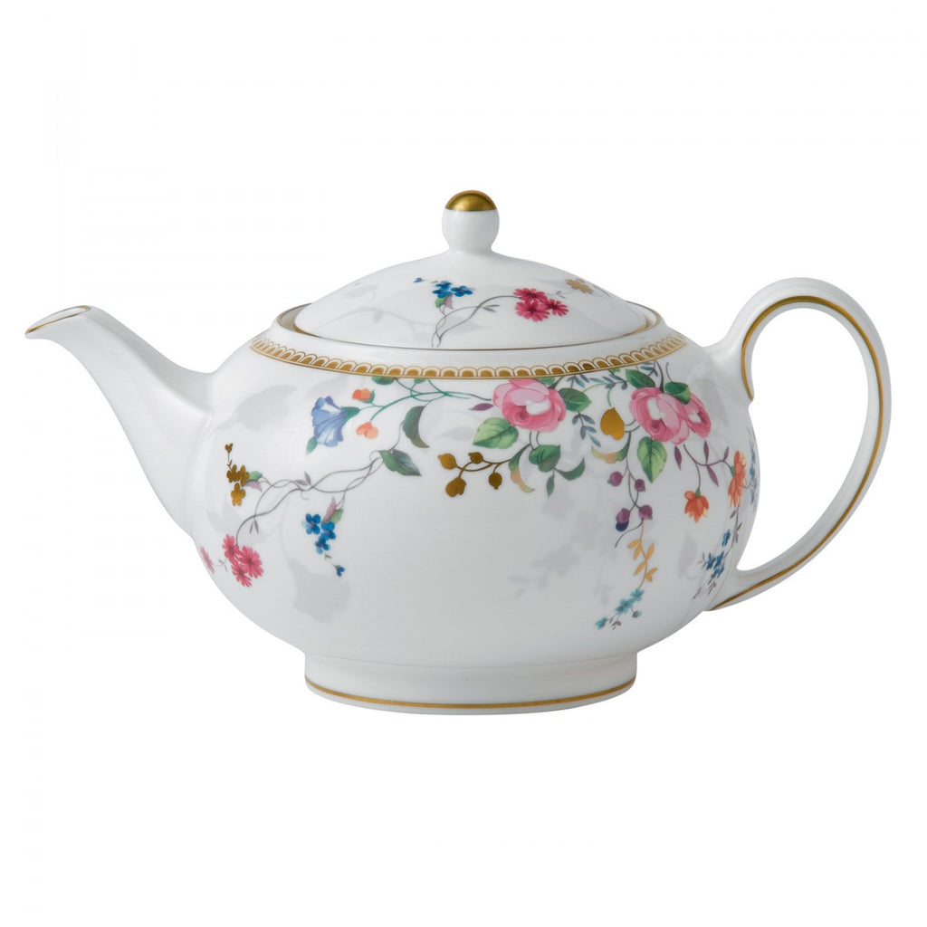 Wedgwood Rose Gold Teapot (Gift Boxed)