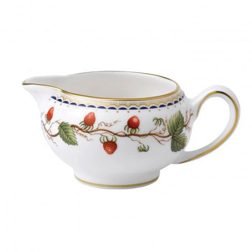 Wedgwood Wild Strawberry Archive Creamer