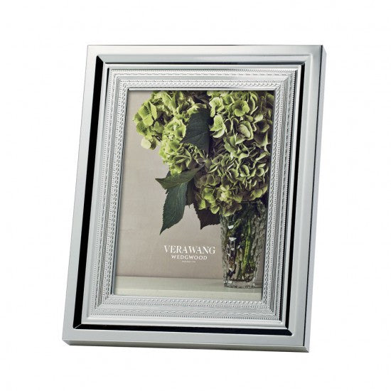 Vera Wang With Love Silver Photo Frame 12.5cm by 17.5cm