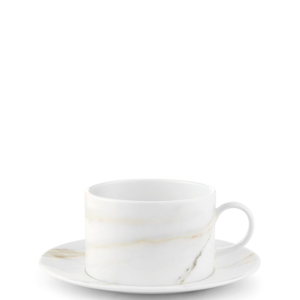 Wedgwood Vera Wang Venato Imperial Teacup Saucer (Saucer Only)