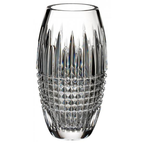 Waterford Crystal Lismore Diamond Encore Vase 20cm