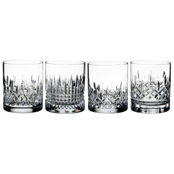 Waterford Lismore Short Stories Evolution Tumblers (Set of 4)