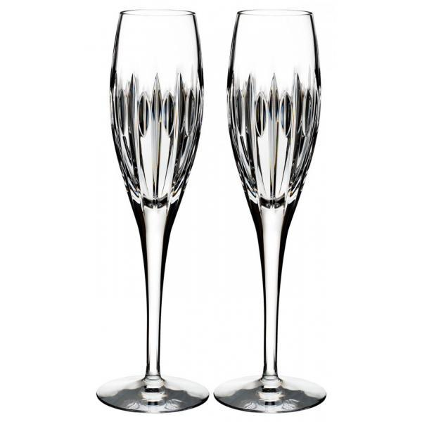 Waterford Crystal Ardan Mara Flute (Pair)