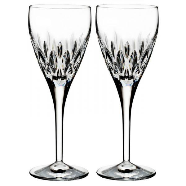 Waterford Crystal Ardan Enis Wine Glasses (Pair)