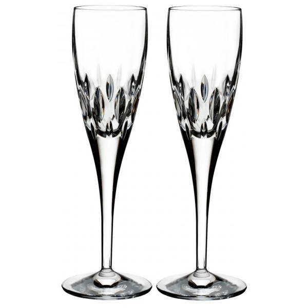 Waterford Crystal Ardan Enis Champagne Flute (Pair)