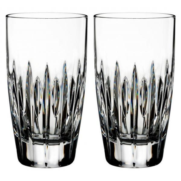 Waterford Crystal Ardan Mara Mara Hi Ball (Pair)