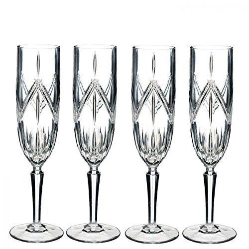 Waterford Crystal Lacey Stemware Flute (Set of 4)