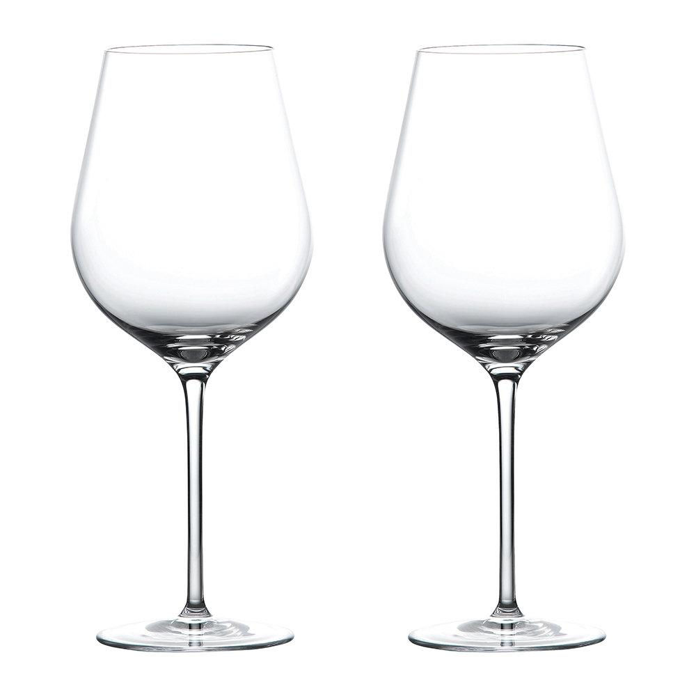 Wedgwood Globe Red Wine Glasses (Pair)