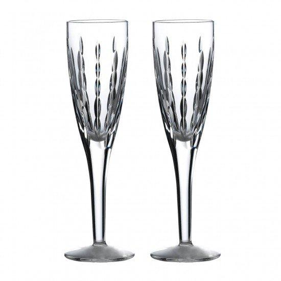 Royal Doulton Neptune Champagne Flute 140ml (Pair)