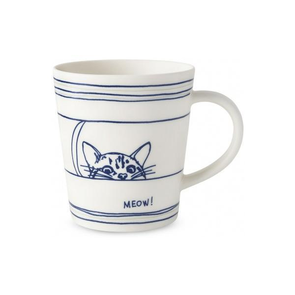 Royal Doulton Ellen Degeneres Cat Mug