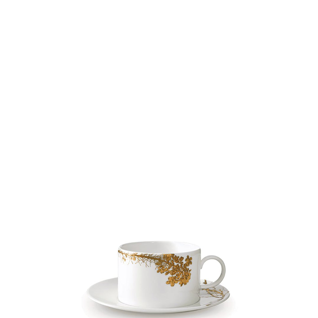 Wedgwood Vera Wang Jardin Teacup and Saucer