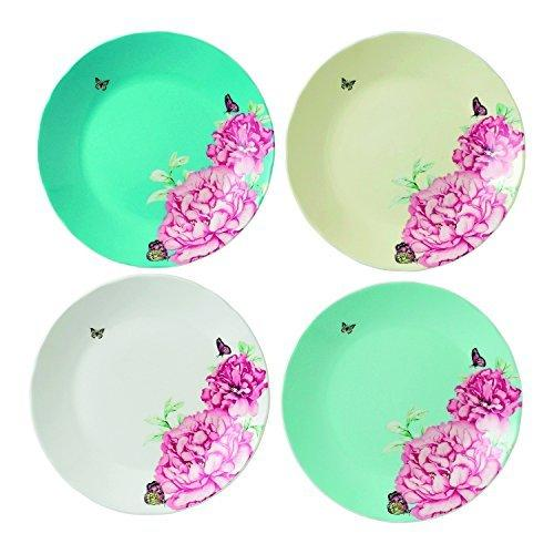 Royal Albert Miranda Kerr Everyday Friendship Mixed Colours Tea Plates 20cm (Set of 4)