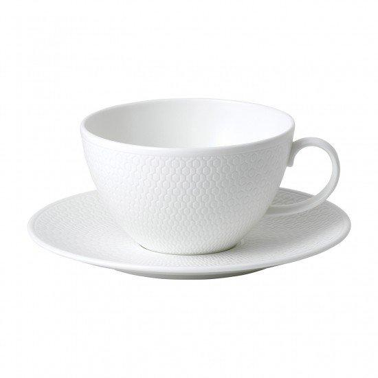 Wedgwood Gio Breakfast Cup and Saucer