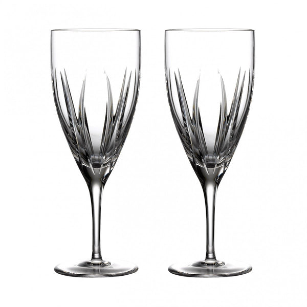 Waterford Crystal Ardan Tonn Iced Beverage Glass (Pair)