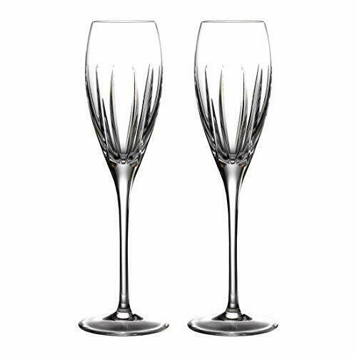 Waterford Crystal Ardan Tonn Champagne Flute (Pair)