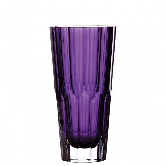 Waterford Crystal Jeff Leatham Icon Small Purple Vase 20cm