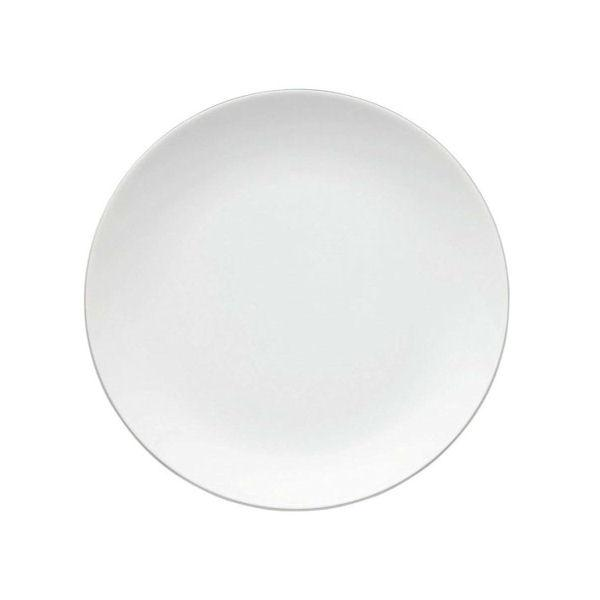 Thomas Medaillon Platinum Side Plate 21cm