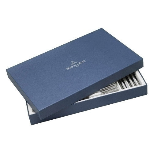 Villeroy and Boch Piemont 44 Piece Cutlery Boxed Set