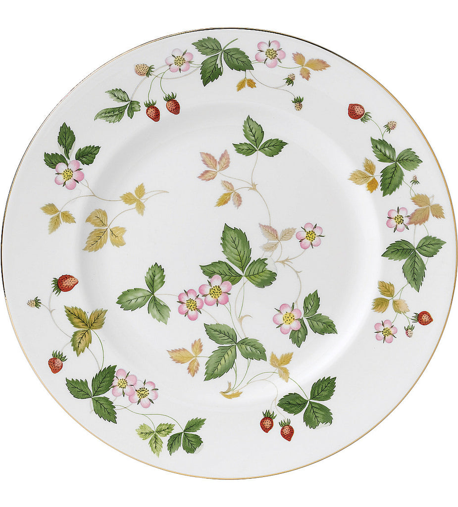 Wedgwood Wild Strawberry Salad Plate 23cm