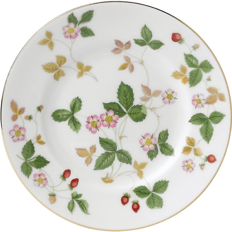 Wedgwood Wild Strawberry Tea Plate 15cm