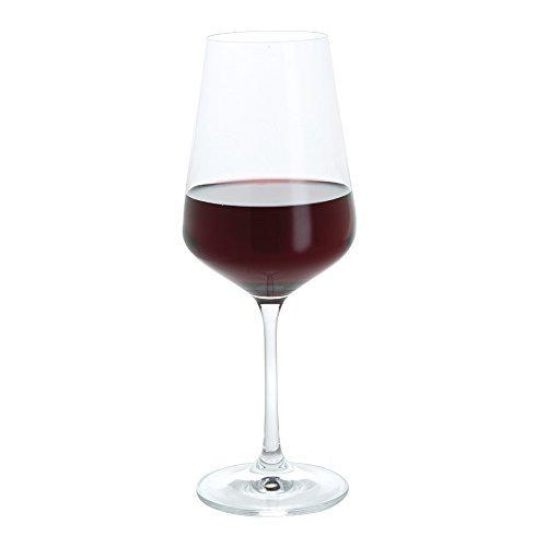 Dartington Crystal Cheers Red Wine Glass (4 Pack)