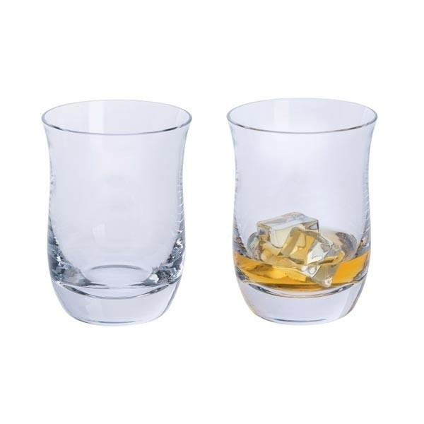 Dartington Crystal Rumbler Tumbler 0.26L (Pair)