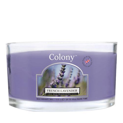 Wax Lyrical French Lavender Candle Jar