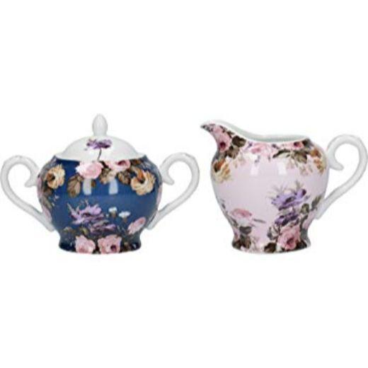 Katie Alice Wild Sugar and Creamer Set