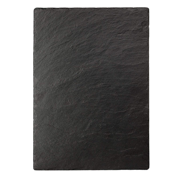Just Slate Rectangular Cheese Board 37 by 27 by 2.5 cm