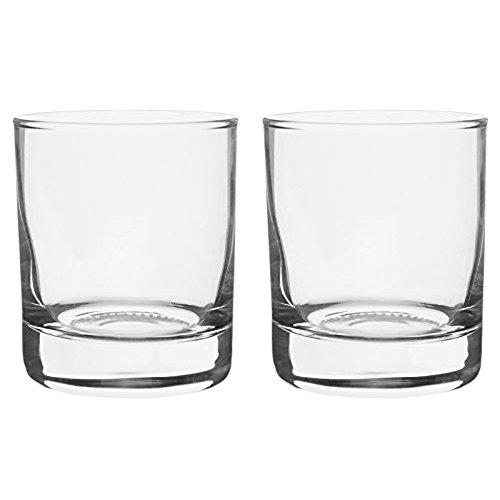 Creative Tops Gourmet Cheese Glass Tumbler (Set Of 2)